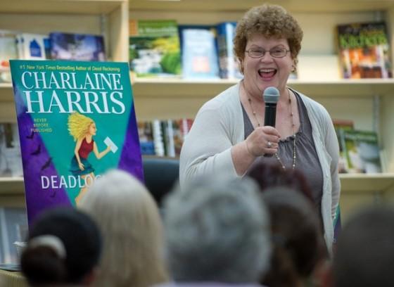 Charlaine-Harris-Vero-Beach-Book-Center-Sam-Wolfe