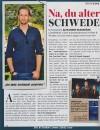 Alexander Skarsgård Featured In German – InStyle MenMagazine