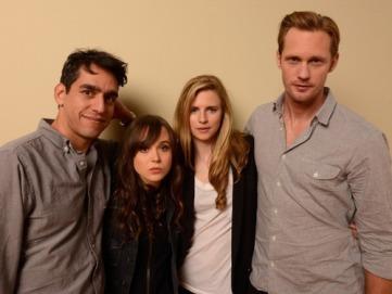 """The East"" Portraits - 2013 Sundance Film Festival"