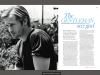 Alexander Skarsgård In Red UKMagazine