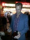 "Alexander Skarsgård at ""Disconnect"" Premiere"