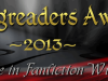 The 2013 Fangreaders Awards
