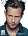 Man of the World Scans Featuring Alexander Skarsgård