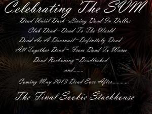 Celebrating SVM