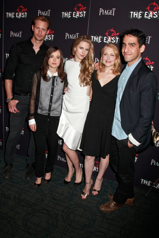 'the east' film screening, new york, america - 20 may 2013, ,