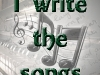 """I Write The Songs"" Fanfic Contest"