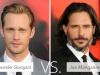 Who's Hotter: Alexander Skarsgard or JoeManganiello?