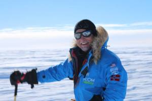 Team Noom Coach Polar Guide Inge Solheim